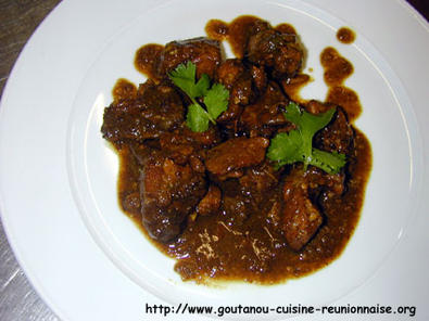Cabri massal communaut recette cuisine - Cabri massale cuisine reunionnaise ...